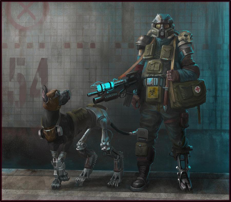 Моды для Fallout 3  allmods