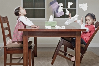 Jason Lee creatively captures his kids