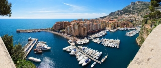 Fontvieille Harbour
