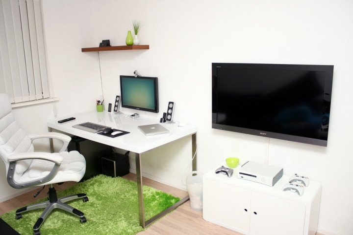 Simple workstation