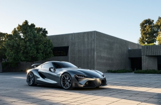 Vision Gran Turismo by Toyota