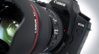 Canon 5d mkII by Mikael Eidenberg