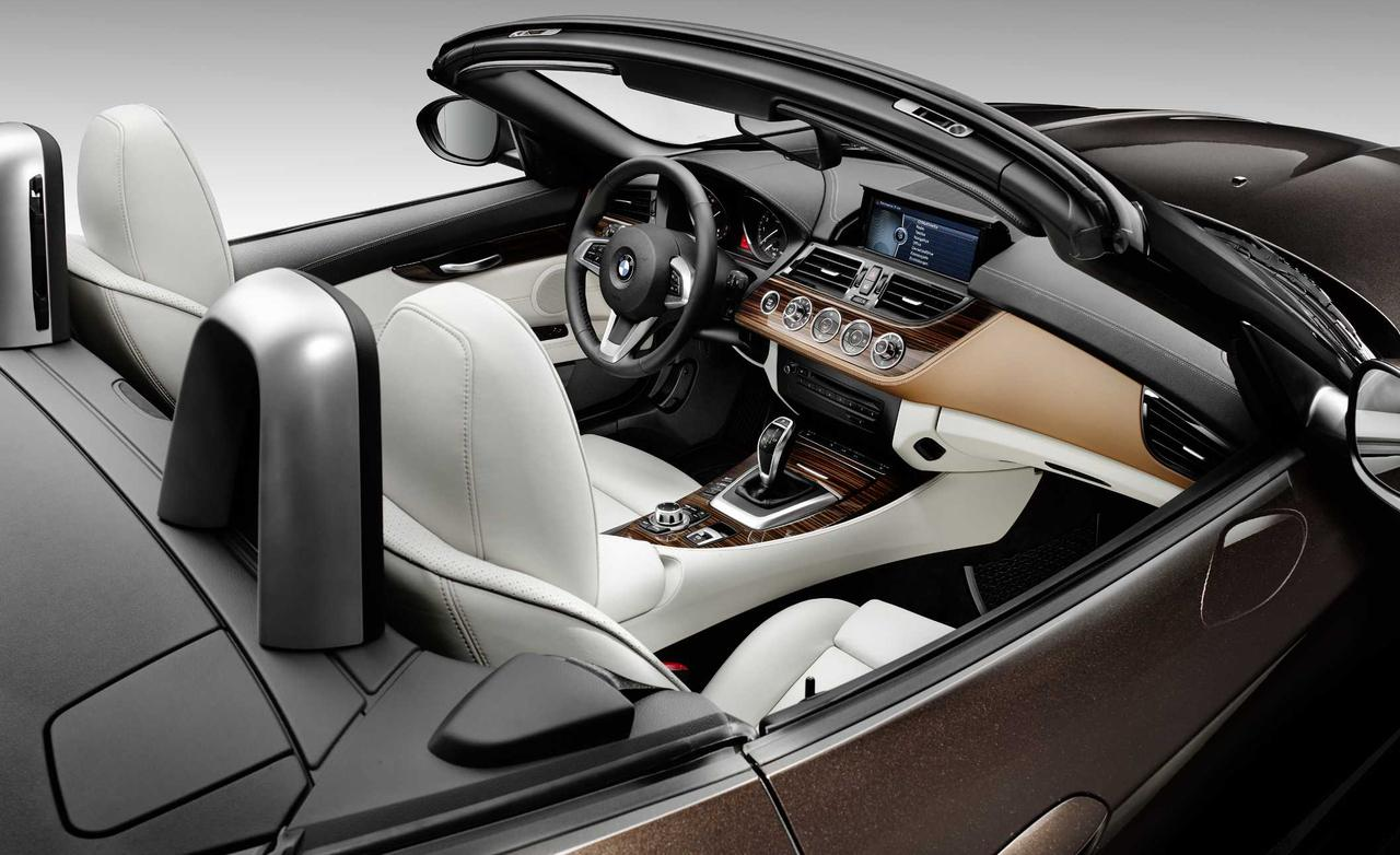 Bmw Z4 Interior Peter Yee Designer Web Developer