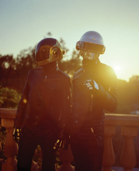 Daft Punk - David Black