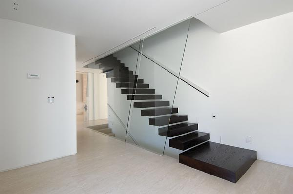 Different types of stairs joy studio design gallery for Modern house stairs