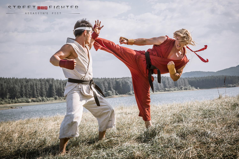 Street fighter assassin fist